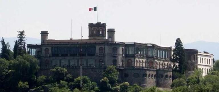 Chapultepec Castle | © Cvmontuy/WikiCommons