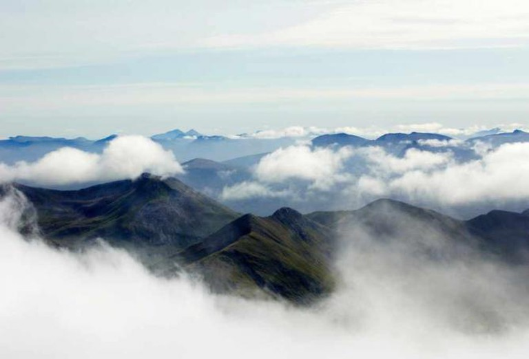View West From Ben Nevis | © Jon Bowen/Flickr