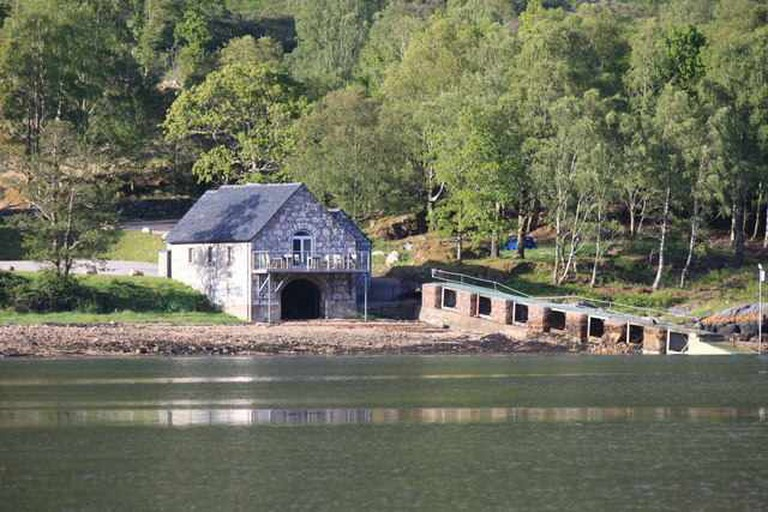 Boathouse | © Michael Jagger/Geograph