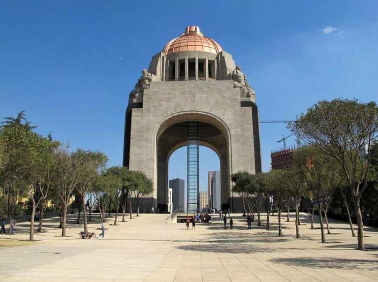 Monumento a la Revolución | © Haakon S. Krohn/WikiCommons