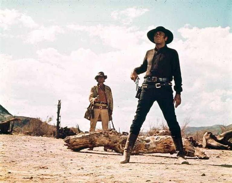 Once Upon a Time in the West © Paramount Pictures