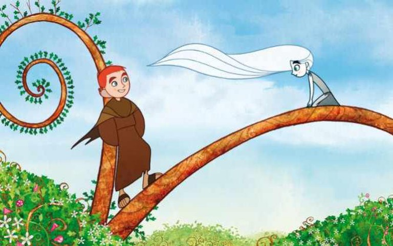 The Secret of Kells © Les Armateurs, Vivi Film, Cartoon Saloon