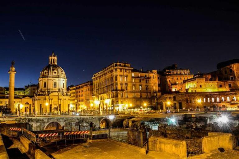 Rome by night | Courtesy of Elena Pagnoni