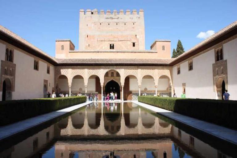 Alhambra | © Aidarile/Flickr
