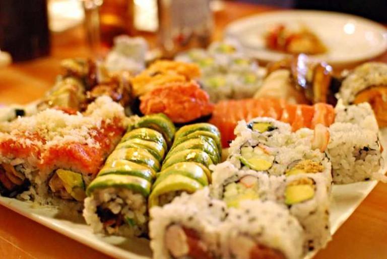Sushi | ©slgckgc/Flickr
