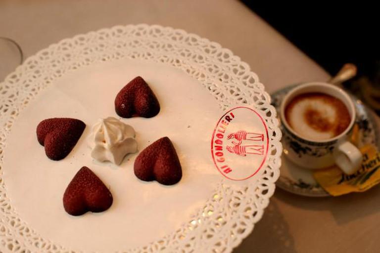 Ai Gondolieri | © Courtesy of restaurant