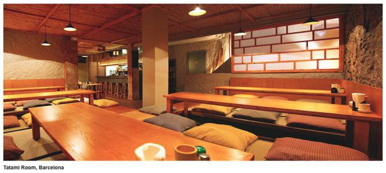The Tatami Room | © Courtesy of restaurant