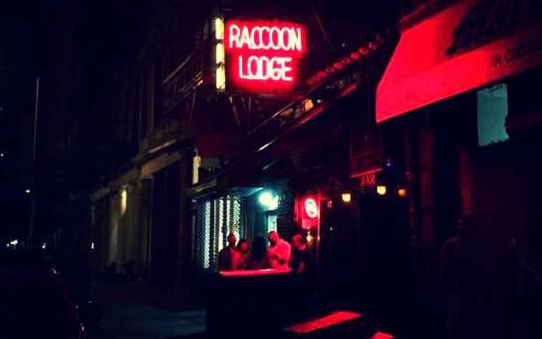 Raccoon Lodge