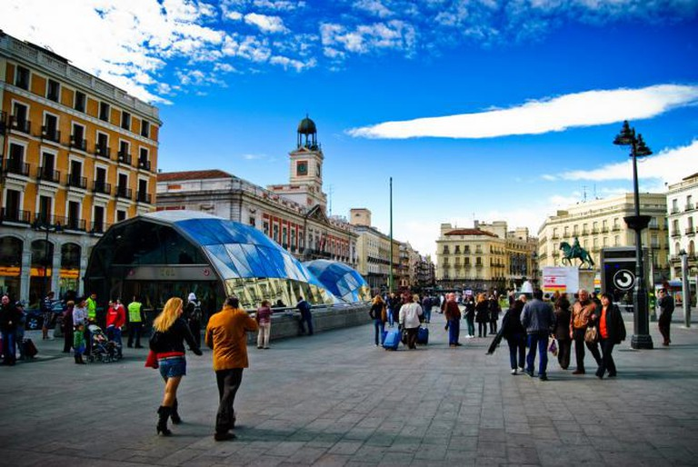 Puerta del Sol | © multisanti/Flickr