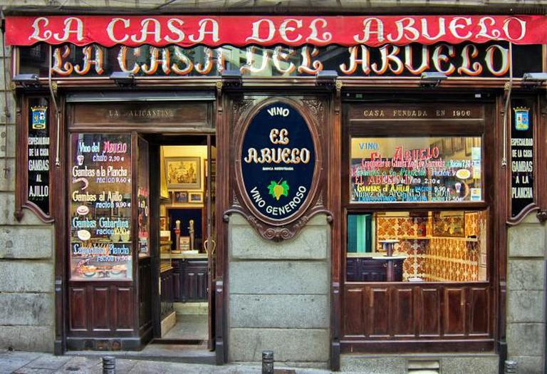 La Casa del Abuelo | © Courtesy of restaurant