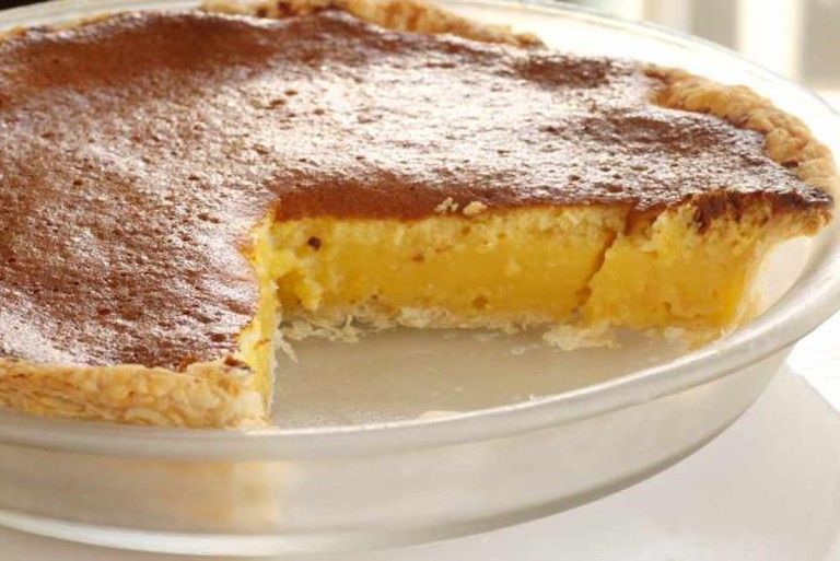 Lemon Chess Pie | © Stacy Spensley/Flickr