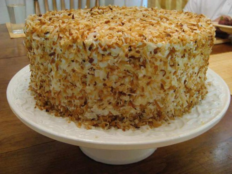 Coconut Layer Cake | © Kimberly Vardeman/Flickr