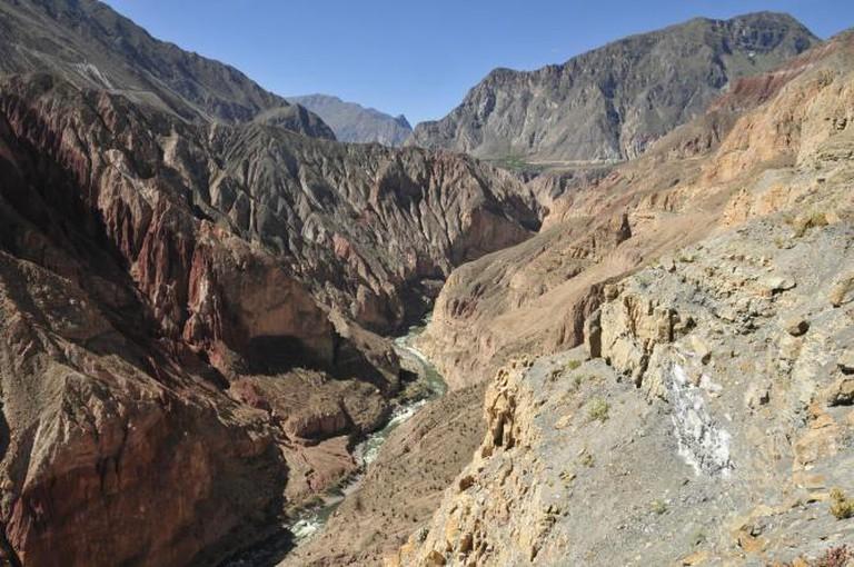 Cotahuasi canyon | © James Posso