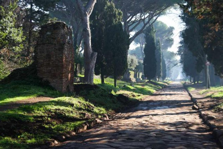 Rome's Via Appia Antica | © LisArt/Flickr