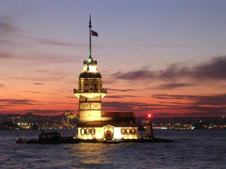 Maiden's Tower | © Mkaraarslan/WikiCommons