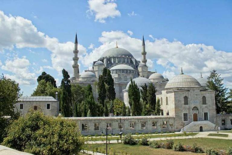 Süleymaniye Mosque | © İhsan Deniz Kılıçoğlu/WikiCommons