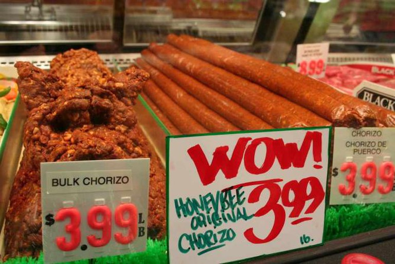 Honeybee Market, Mexicantown, Detroit | © Liza Lagman Sperl/Flickr