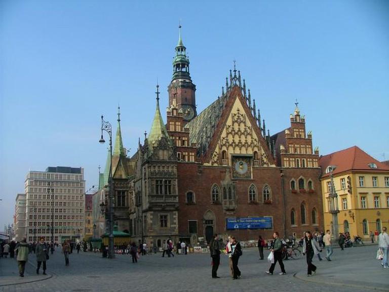 Wroclaw, Poland | © Emanuel DYAN/Flickr