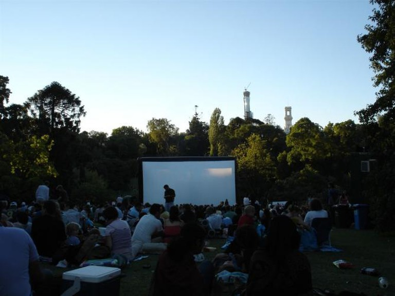 Moonlight Cinema © Jo Morcom/Flickr