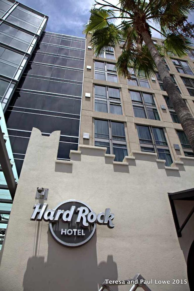 Hard Rock Hotel San Diego, CA