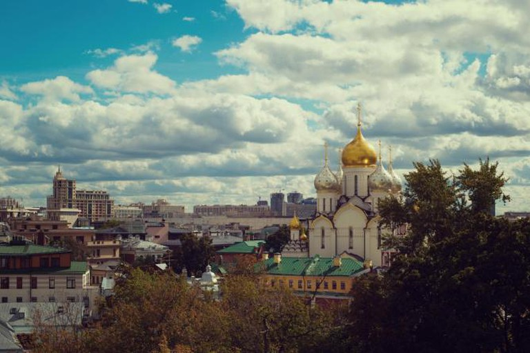 Moscow | © Andrey Naumov/Flickr