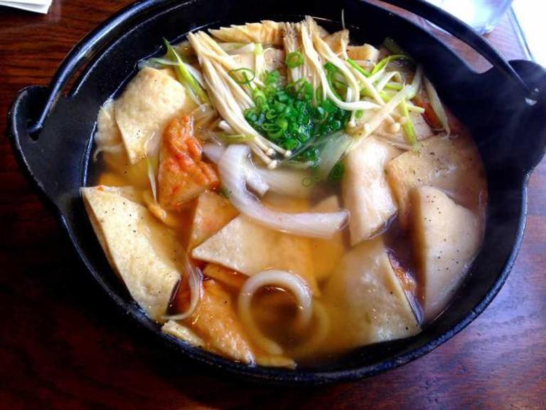 Fishcake Udon