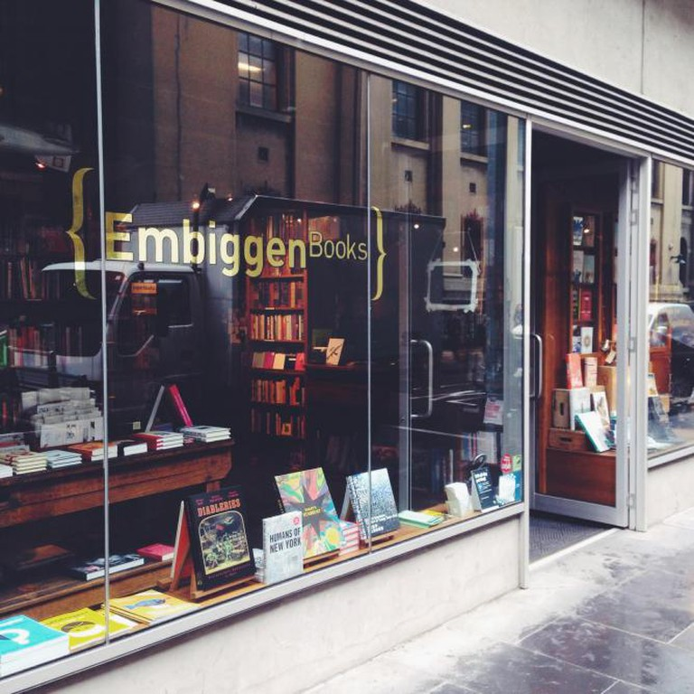 Embiggen Books © Wei Hang Chua/Flickr