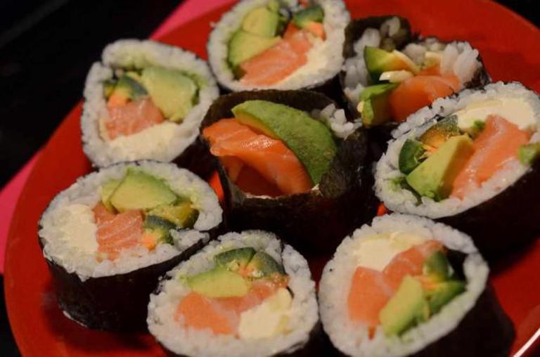 Sushi | © MichaelKappel/Flickr