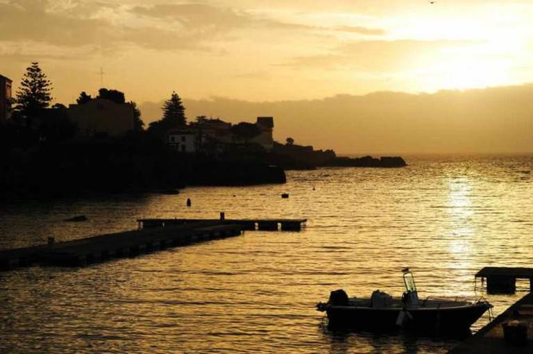 Porto turistico di Ognina Catania