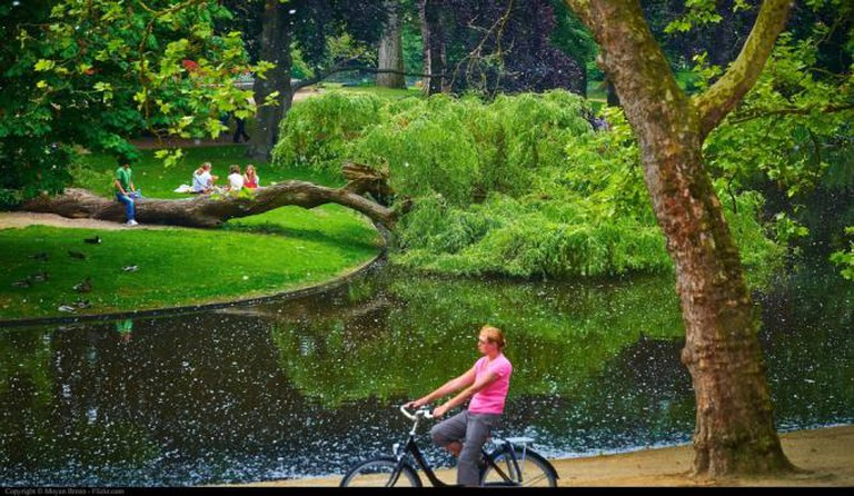 Amsterdam parks | © Moyan Brenn/Flickr