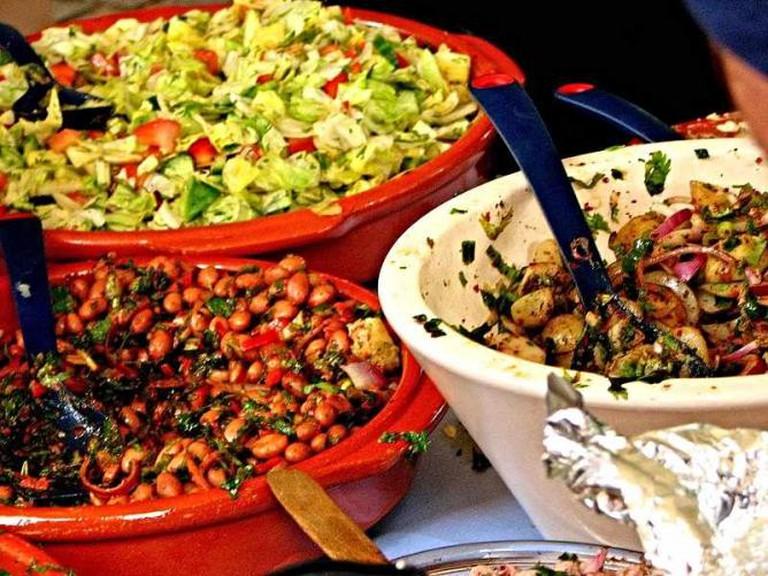 Turkish cuisine I © Garry Knight/WikiCommons
