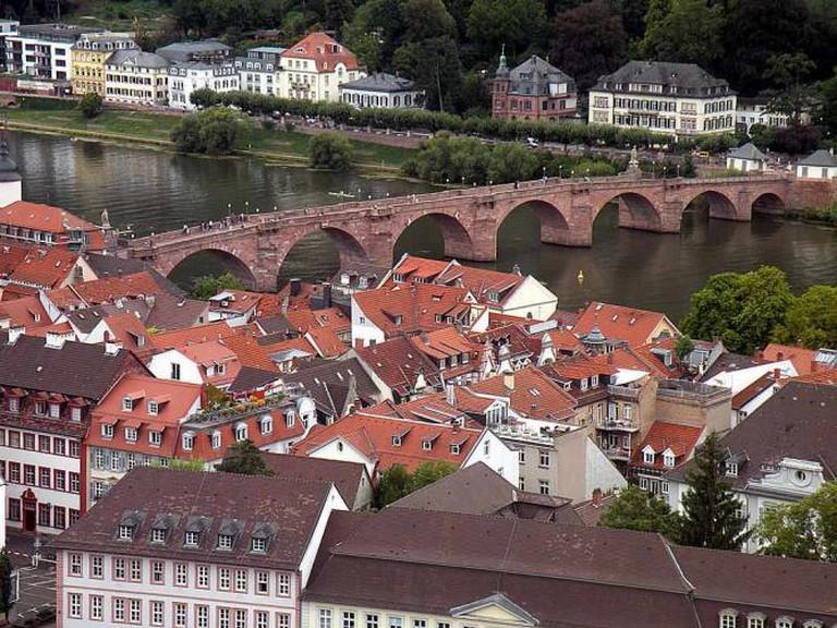 Karl Theodor Bridge | © Vitold Muratov/WikiCommons