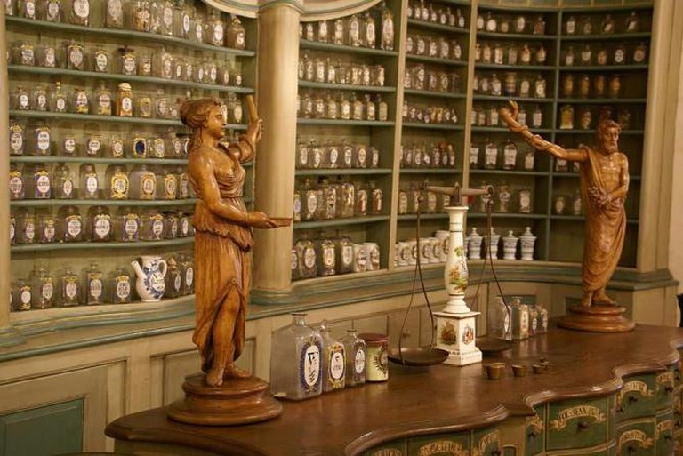 The German Pharmacy Museum | © Hermann Luyken/WikiCommons