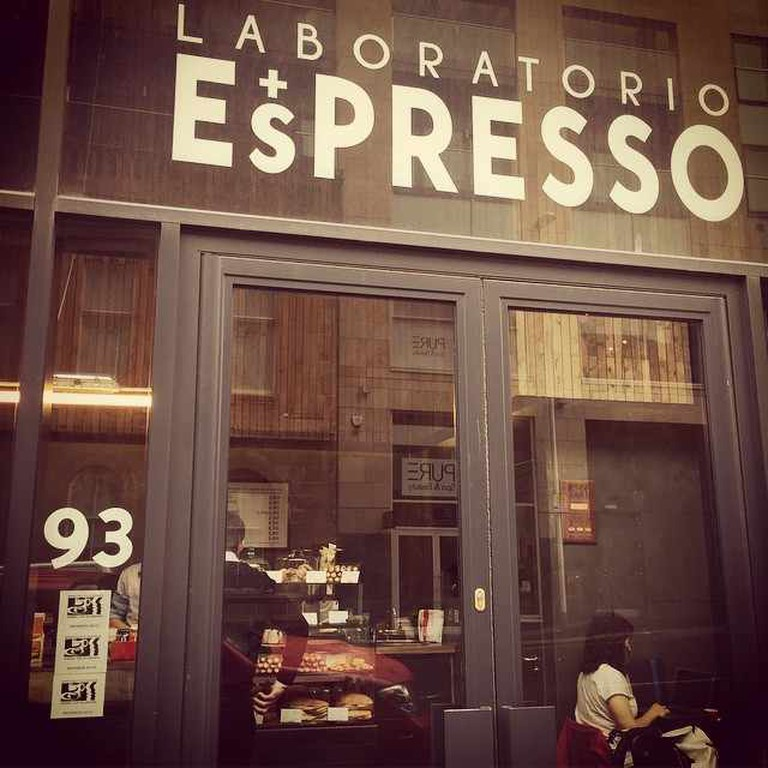 Laboratorio Espresso | © Thomas Mathie