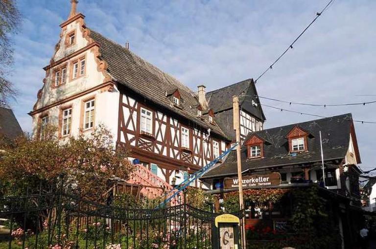 Winzerkeller restaurant I © Brühl/WikiCommons