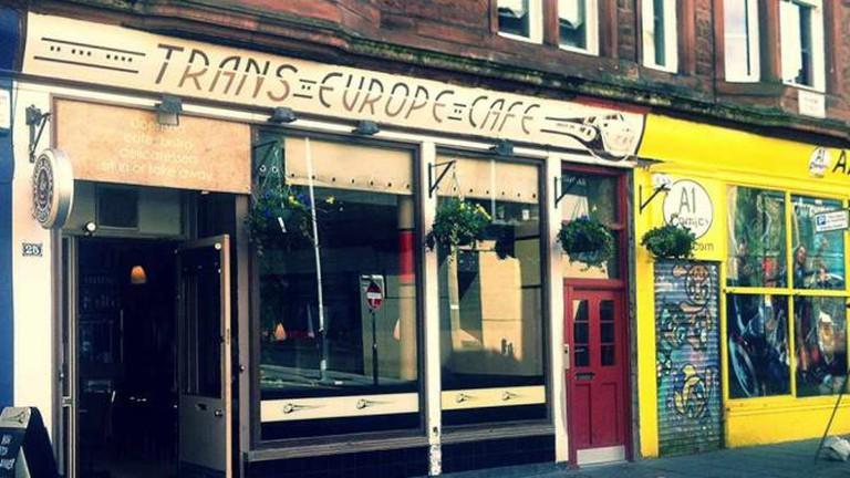 Trans-Europe Café | © STV Photos/Flickr