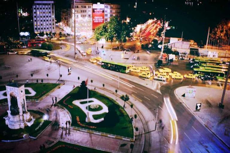 Taksim Square |© Kashfi Halford/Flickr