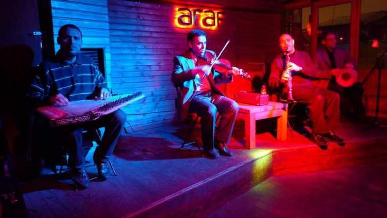 Selim Sesler and his band at Araf|© Scott Dexter/Flickr