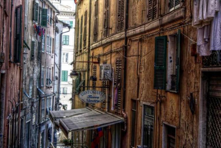 Genoa's streets | © Alessandro Lorenzi/Flickr