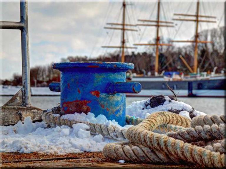 A harbor | © Ostseetroll/Flickr