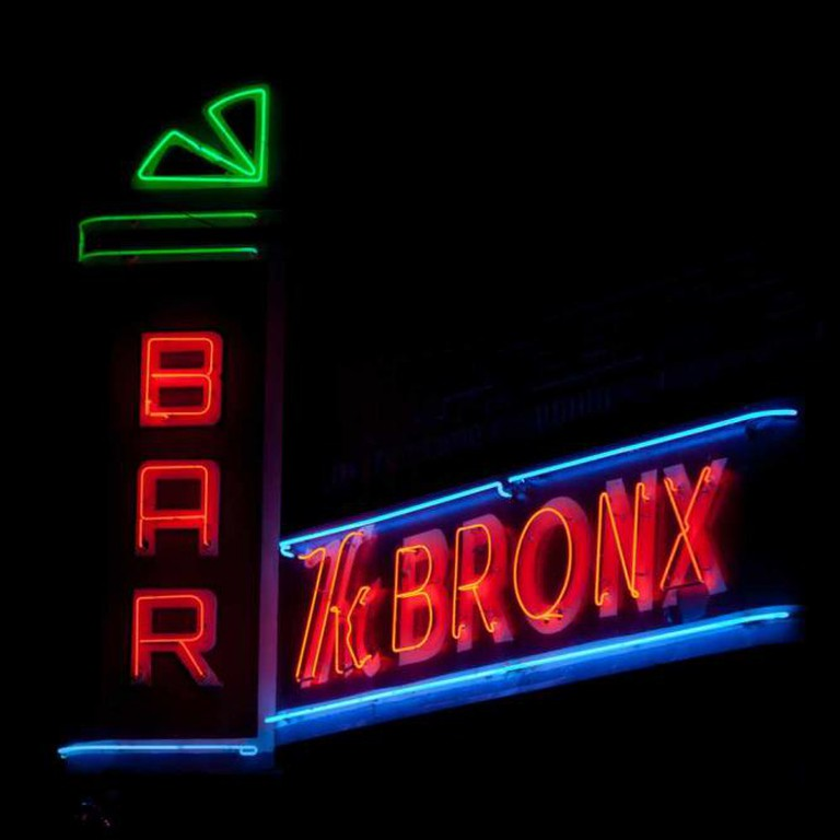 The Bronx Bar | © Thomas Hawk/Flickr