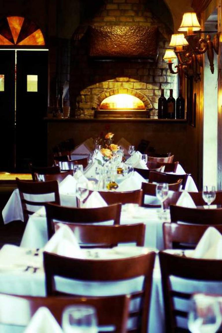 Interior of Arezzo   Courtesy of Arezzo Ristorante