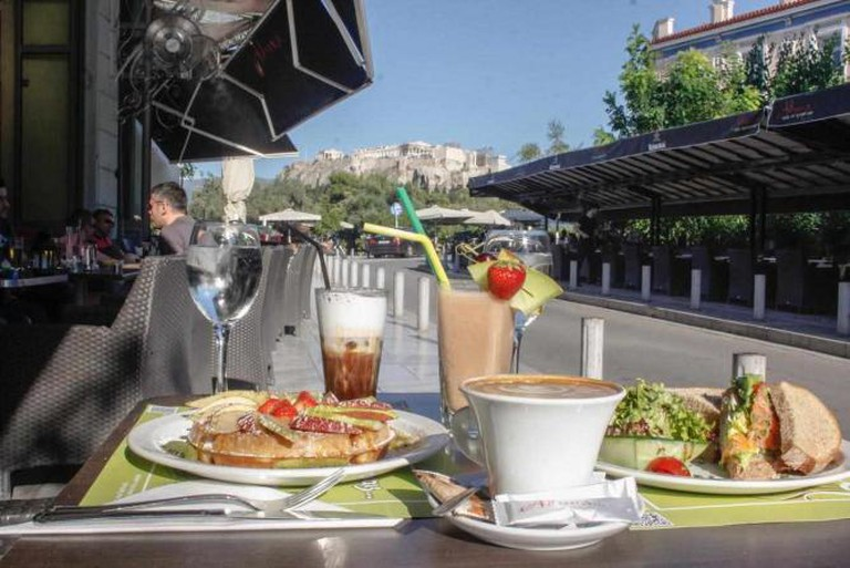 Sin Athina breakfast | Courtesy of Sin Athina