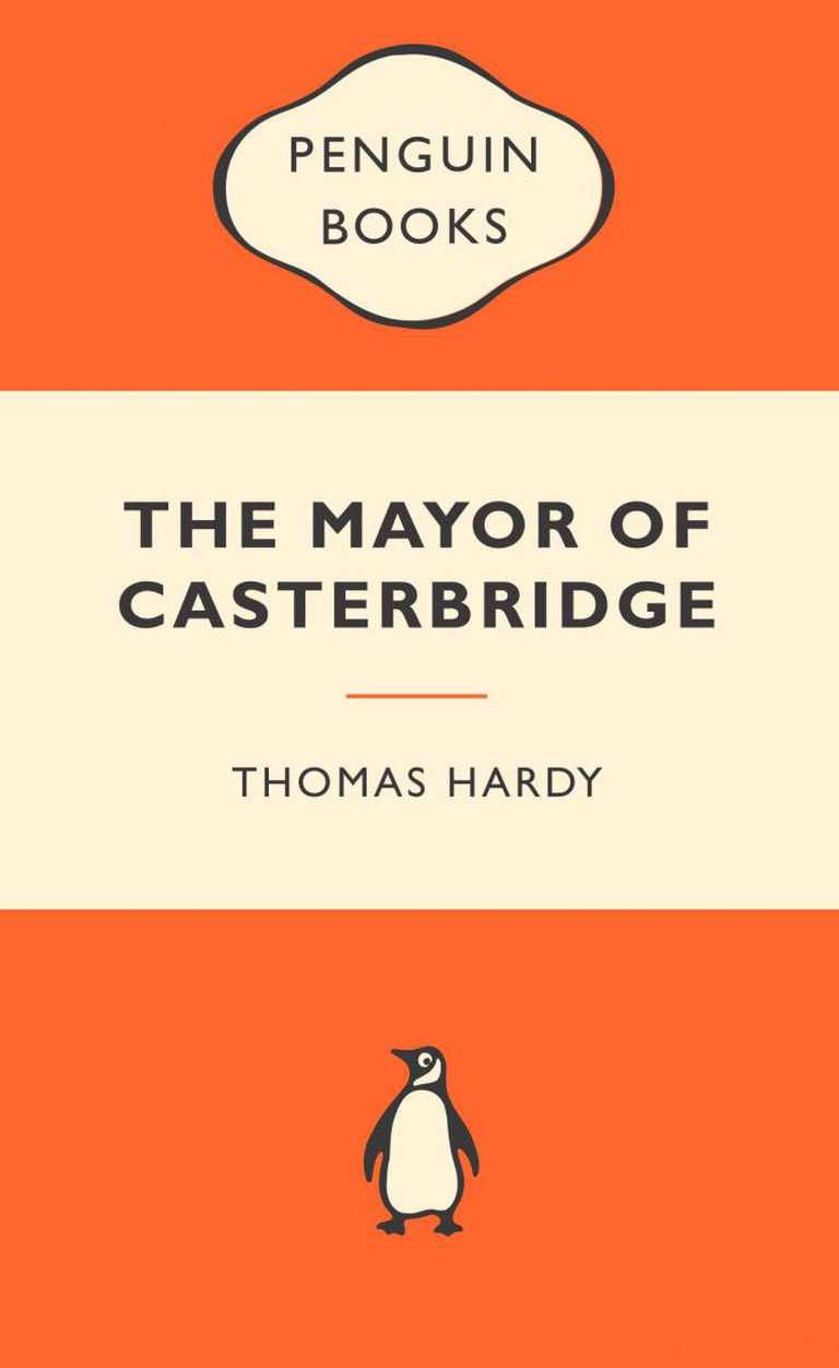 The Mayor of Casterbridge, Thomas Hardy | © Penguin