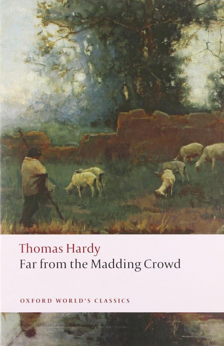Far from the Madding Crowd, Thomas Hardy | © Oxford University Press