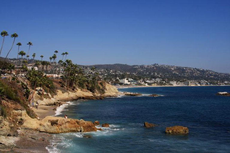 Laguna Beach | Courtesy of Wiki Commons