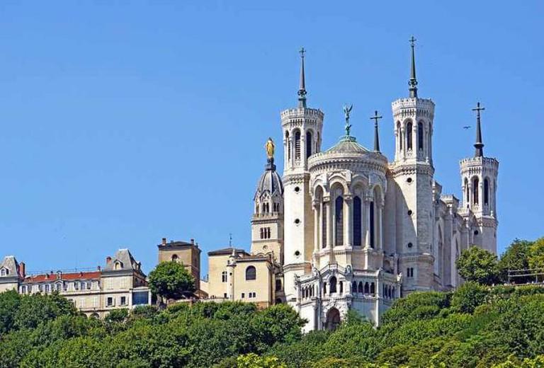 Basilica de Notre Dame de Fourvière