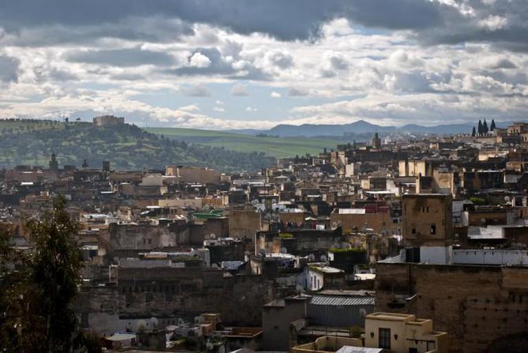 View from Dar Roumana | © Kimberley Jansen/Flickr