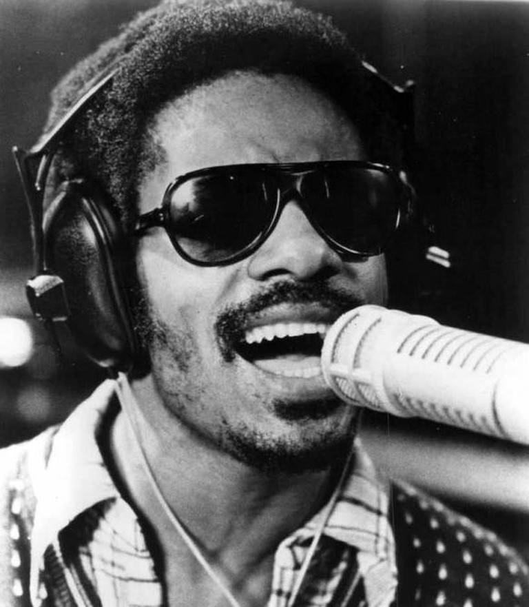 Stevie Wonder, 1973 | © Motown Records/WikiCommons