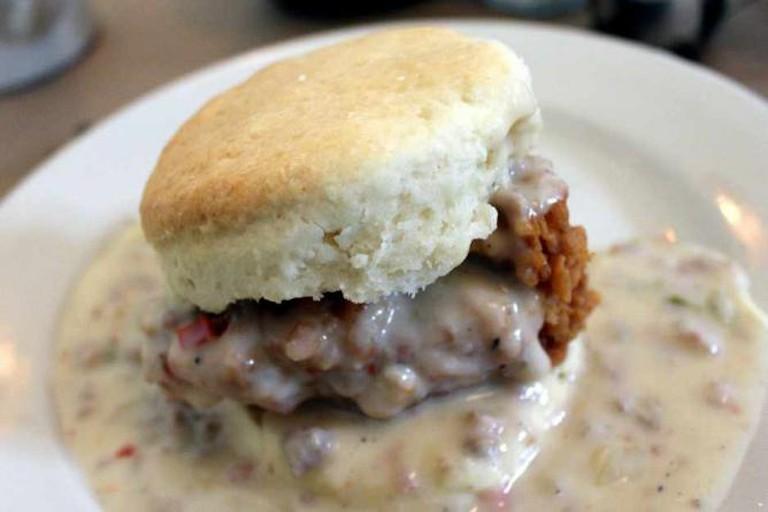 Hominy Grill - Big Nasty Biscuit | © Wally Gobetz/Flickr